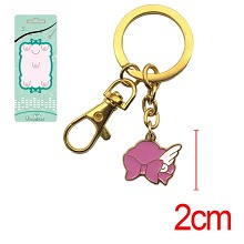 Card Captor Sakura anime key chain