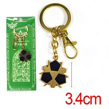 The legend of Zelda anime key chain