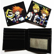 Kingdom of Hearts anime wallet