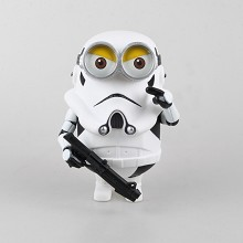 Despicable Me cos Star Wars figure