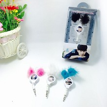 Star Wu Lei Mini headphone(price for one)