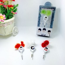 Star Jackson Yi Mini headphone(price for one)