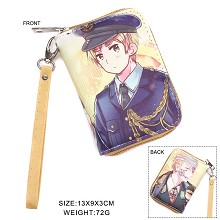 Axis Powers anime wallet