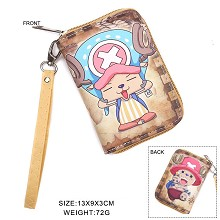 One Piece Chopper anime wallet