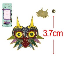 The legend of Zelda anime brooch pin