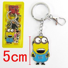 Despicable Me key chain