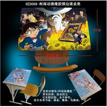 Detective conan Rubber table mat