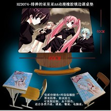 Aria the Scarlet Ammo Rubber table mat