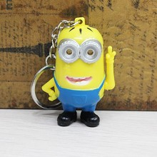 Despicable Me anime key chain