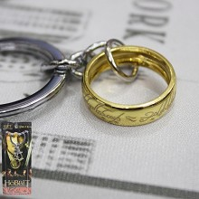 he Hobbit key chain