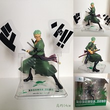 One Piece 5th Zoro anime figure