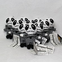 The Nightmare Before Christmas JACK plush doll(10pcs a set)