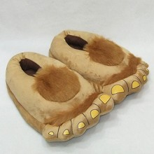 The Hobbit plush shoes slippers a pair