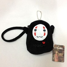 Spirited Away plush wallet