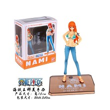 One Piece Nami anime figure