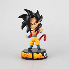 Dragon Ball Super saiyan Son Goku anime figure