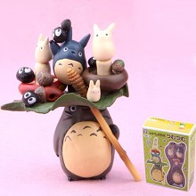 TOTORO anime figures a set