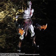 10inches Kratos figure