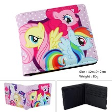 My Litle Pony anime wallet
