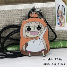 Himouto! Umaru-chan anime necklace