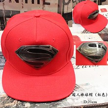 Super man cap