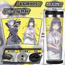 Dangan Ronpa anime cup