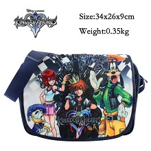 Kingdom of Hearts anime satchel shoulder bag