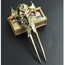 League of Legends the ring weapon 120MM
