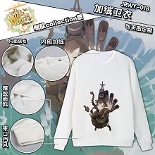 Collection anime hoodie