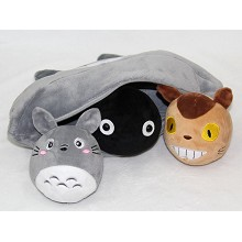 Totoro anime plush doll 220MM