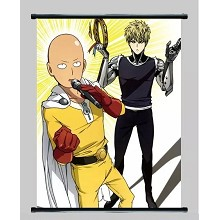 ONE PUNCH-MAN anime wall scroll