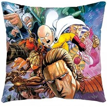 ONE PUNCH-MAN anime two-sided pillow