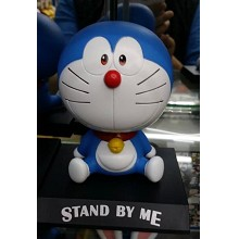 Doraemon shake head action figure