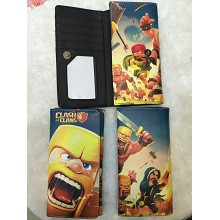 Clash of Clans long purse wallet