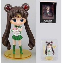 Sailor Moon anime figure