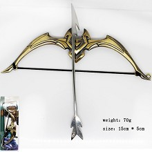 World of Warcraft anime cosplay weapon