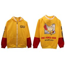 ONE PUNCH-MAN anime thick hoodie