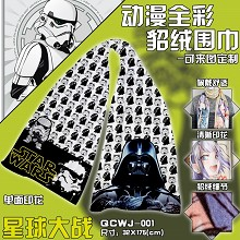 Star Wars anime scarf