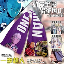 ONE PUNCH-MAN anime anime scarf