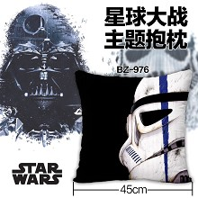 Star Wars anime two-sided pillow