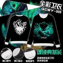 League of Legends Thresh anime hoodie