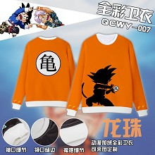 Dragon ball anime hoodie