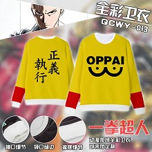 ONE PUNCH-MAN anime hoodie