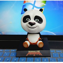Kung Fu Panda shake head action figure