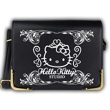 Hello Kitty anime satchel shoulder bag