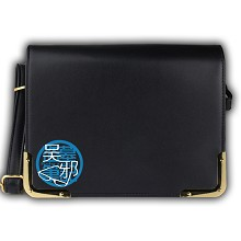 Tomb Notes anime satchel shoulder bag