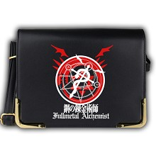 Fullmetal Alchemist anime satchel shoulder bag