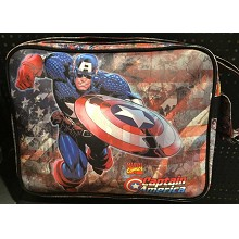 Captain America satchel shoulder bag