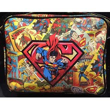 Super man satchel shoulder bag