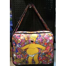 The Simpsons satchel shoulder bag